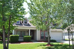 Houston Home at 158 Hansom Trail Street Spring , TX , 77382-2639 For Sale