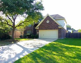 Houston Home at 6027 Kelly Mill Lane Humble , TX , 77346-2082 For Sale