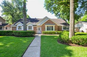 Houston Home at 10831 Lasso Lane Houston , TX , 77079-3627 For Sale