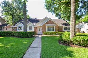 Houston Home at 10831 Lasso Lane Houston , TX , 77079-3627 For Sale