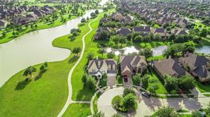 Houston Home at 12003 S Founders Shore Drive Cypress , TX , 77433-2436 For Sale