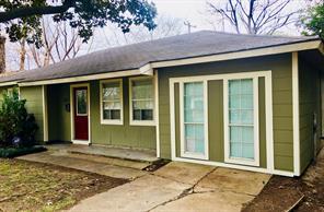 Houston Home at 6919 Raton Street Houston , TX , 77055-2226 For Sale