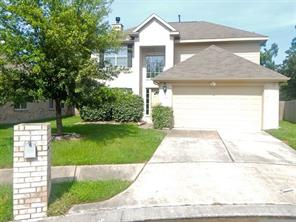 Houston Home at 6906 Fountain Lilly Drive Humble , TX , 77346-3482 For Sale