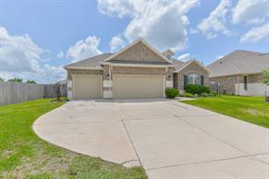Houston Home at 307 Blossom Terrace Lane Rosenberg , TX , 77469-5888 For Sale