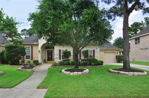 Houston Home at 7619 Prairie Oak Trail Humble , TX , 77346-3308 For Sale