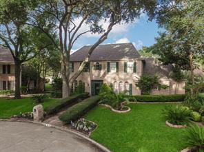 Houston Home at 711 Daria Court Houston                           , TX                           , 77079-2509 For Sale