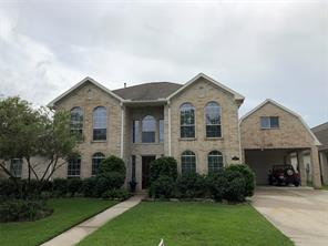 Houston Home at 317 Camellia Way League City , TX , 77573-6018 For Sale