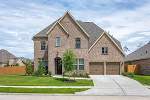 Houston Home at 3505 Gambel Drive Spring , TX , 77386-4455 For Sale