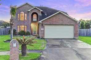 726 chase land circle, bacliff, TX 77518