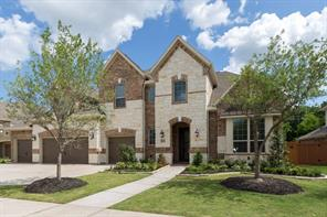 Houston Home at 17415 Straloch Lane Richmond , TX , 77407 For Sale