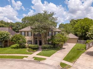 Houston Home at 4211 Moonlight Shadow Court Houston , TX , 77059-5525 For Sale