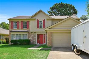 Houston Home at 12522 Bent Pine Drive Cypress , TX , 77429-3028 For Sale