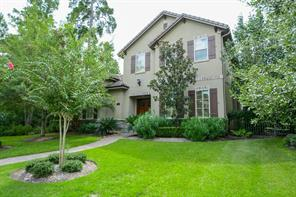 Houston Home at 18 Charmaine Way The Woodlands , TX , 77382-2591 For Sale