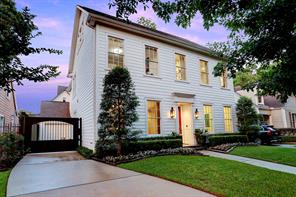Houston Home at 2223 North Boulevard Houston , TX , 77098-5209 For Sale
