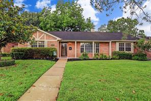 Houston Home at 5423 Yarwell Drive Houston , TX , 77096-4009 For Sale