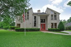 Houston Home at 3218 Riviera Lane Humble , TX , 77338-2658 For Sale