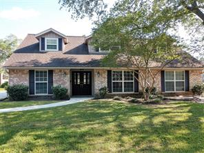 Houston Home at 107 Woodhaven Lane Taylor Lake Village , TX , 77586-4715 For Sale