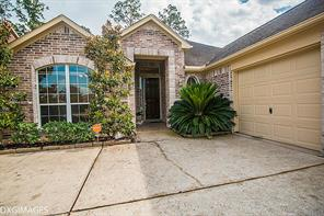 Houston Home at 25306 Oak Knot Drive Spring , TX , 77389-4021 For Sale