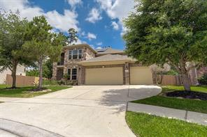Houston Home at 28318 Calaveras Lake Drive Spring , TX , 77386-3918 For Sale