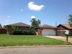 Houston Home at 2 N Heights Street La Marque , TX , 77568-3456 For Sale