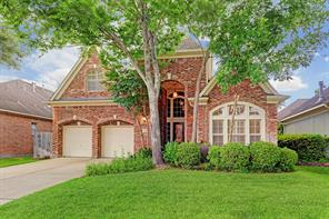 Houston Home at 1242 Turnbury Oak Street Houston , TX , 77055-7013 For Sale