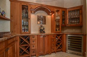 Another view of the Wine Room