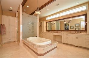 Another great view of the Beautiful Master Bath.