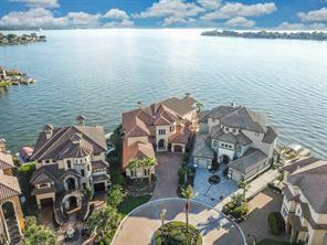 First time on the Market for this beautiful Mediterranean custom home. Located in a cul-de-sac on the tip of one of the peninsulas. Enjoy the Open Waterfront views and spectacular sunsets and sunrises.