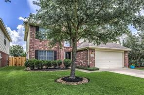 Houston Home at 6803 Rockwall Trail Drive Humble , TX , 77346-3523 For Sale