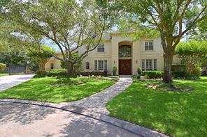 Houston Home at 13603 Lakeshore Way Court Houston , TX , 77077 For Sale
