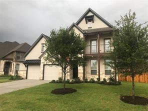 Houston Home at 3518 Sunburst Creek Ln Pearland , TX , 77584 For Sale