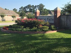 Houston Home at 706 Spring Falling Way Spring , TX , 77373-8075 For Sale