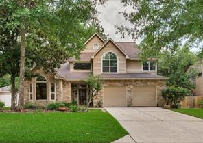 Houston Home at 19 Mistyhaven Place The Woodlands , TX , 77381-4050 For Sale