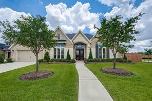 Houston Home at 27715 Bering Crossing Drive Katy , TX , 77494-6247 For Sale