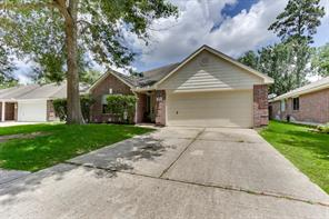 Houston Home at 5419 Trail Timbers Drive Humble , TX , 77346-3625 For Sale
