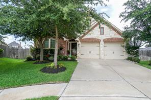 Houston Home at 2607 Misty Laurel Court Katy , TX , 77494-1791 For Sale