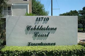 Houston Home at 11710 Southlake Drive 20 Houston , TX , 77077-6723 For Sale