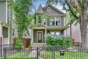 Houston Home at 1531 Ashland Street Houston , TX , 77008-4131 For Sale
