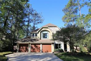 Houston Home at 37 Misted Lilac Place Spring , TX , 77381-6427 For Sale