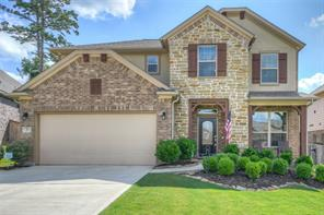 Houston Home at 8 Littlehill Circle Conroe , TX , 77304-1697 For Sale