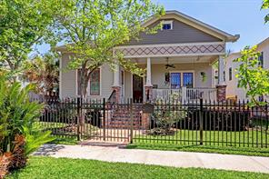 Houston Home at 1636 Arlington Street Houston , TX , 77008-4306 For Sale