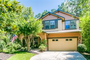 Houston Home at 38 Flickering Sun Court The Woodlands , TX , 77382-5785 For Sale