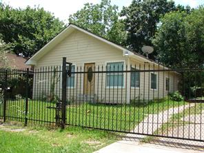 Houston Home at 4724 Park Drive Houston , TX , 77023-1221 For Sale