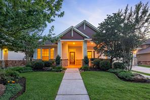 Houston Home at 66 W Tapestry Park Circle The Woodlands , TX , 77381-7804 For Sale