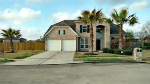 Houston Home at 2329 Water Way Seabrook , TX , 77586-2862 For Sale