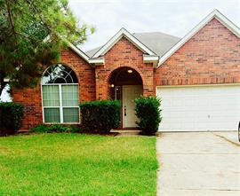Houston Home at 3603 Banks Run Lane Katy , TX , 77449-3882 For Sale