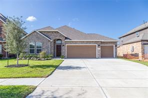 Houston Home at 4809 Ibarra Lane League City , TX , 77573 For Sale