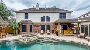 Houston Home at 2141 Salt Marsh Court League City , TX , 77573-7774 For Sale