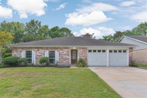 Houston Home at 16114 White Star Drive Houston                           , TX                           , 77062-5023 For Sale