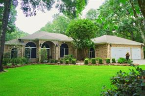 Houston Home at 22861 Weser Drive Porter , TX , 77365-4269 For Sale